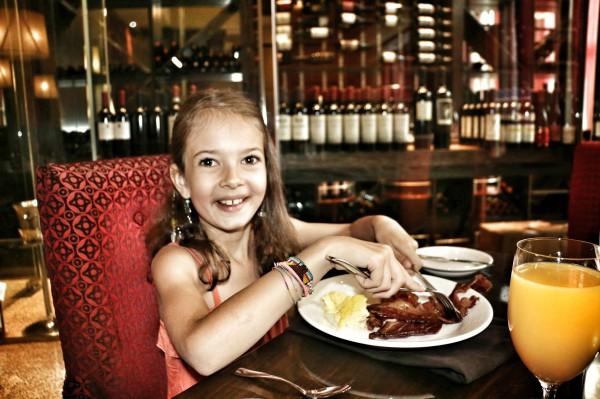 Ontbijt in Amerika - Las Vegas