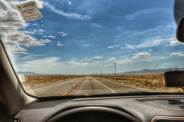 Rijden over Route 66