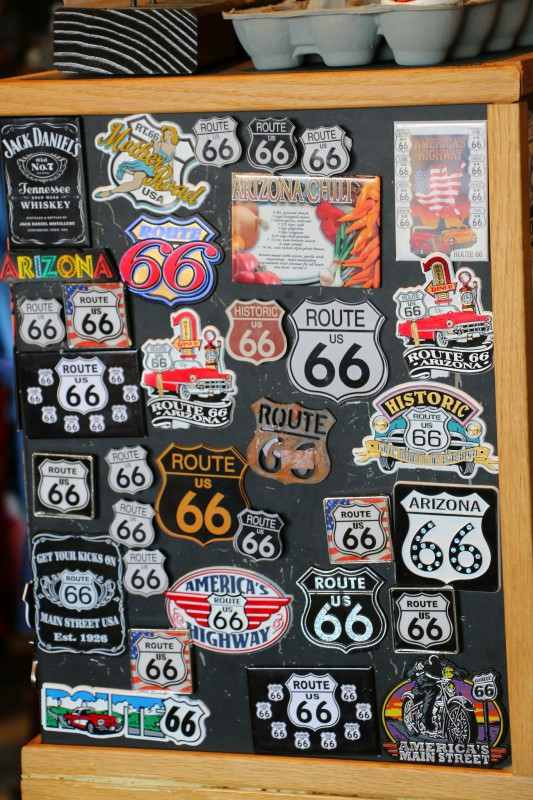 Route 66 magneet