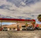 Route van Las Vegas naar Anaheim
