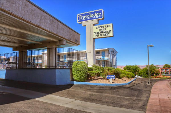 Travellodge in Page Arizona