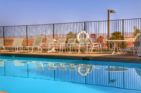 Travelodge Page zwembad