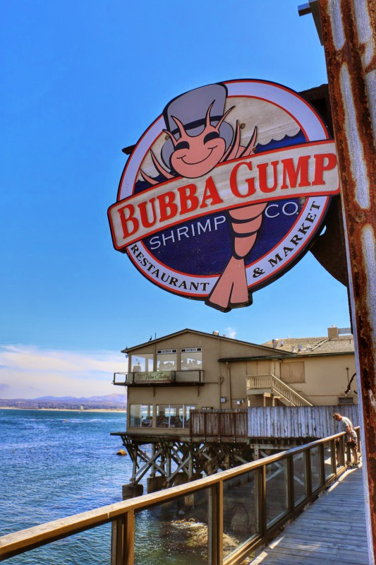 Bubba Gump Shrimp Co Monterey