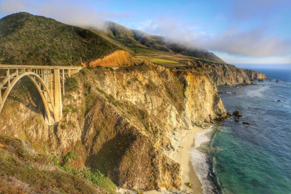 Highway 1 - Bixby Creek Bridge