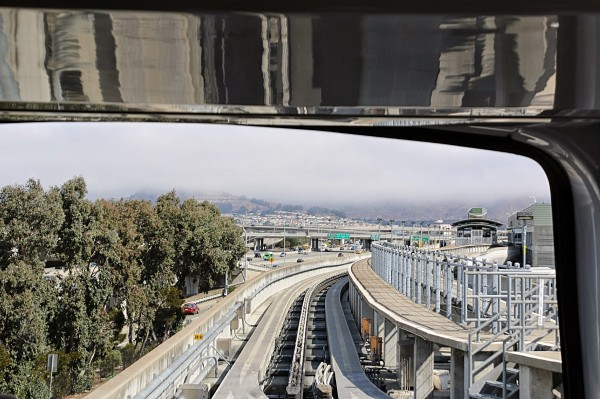 San Francisco Airport Airtrain