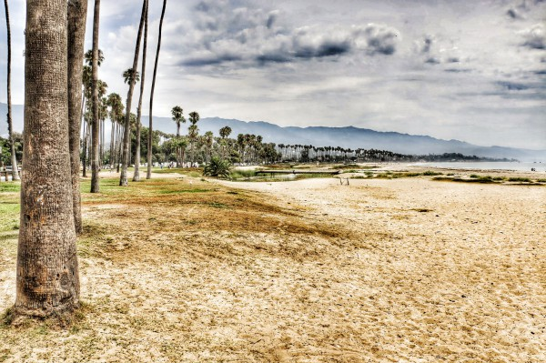 Strand Santa Barbara