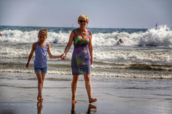 Venice Beach strand
