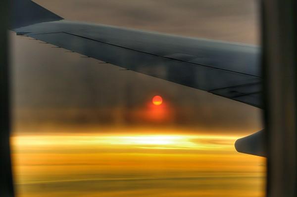 Vlucht San Francisco - Frankfurt