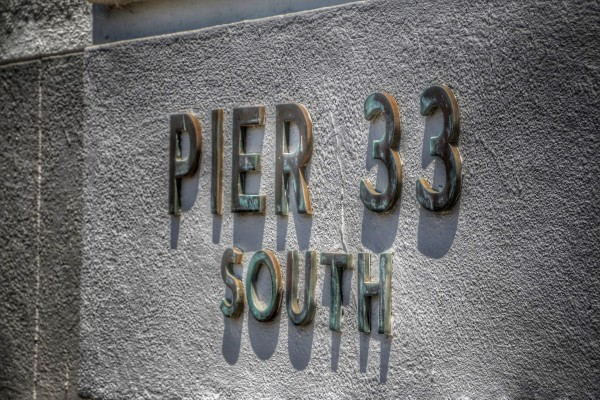 Alcatraz Cruises Pier 33
