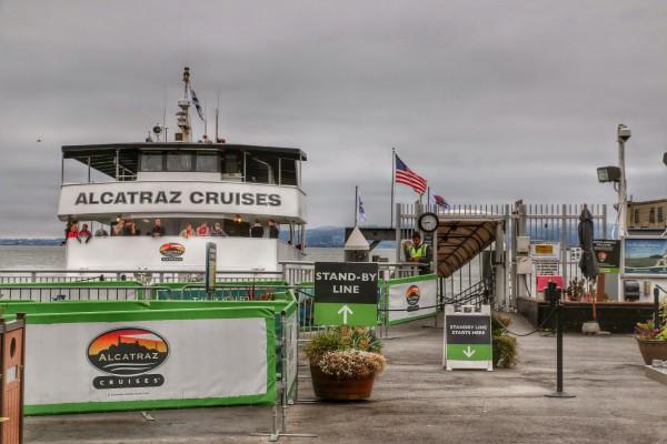 Alcatraz Cruises adres