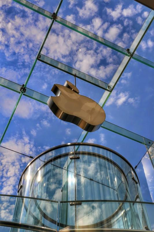 Apple NY