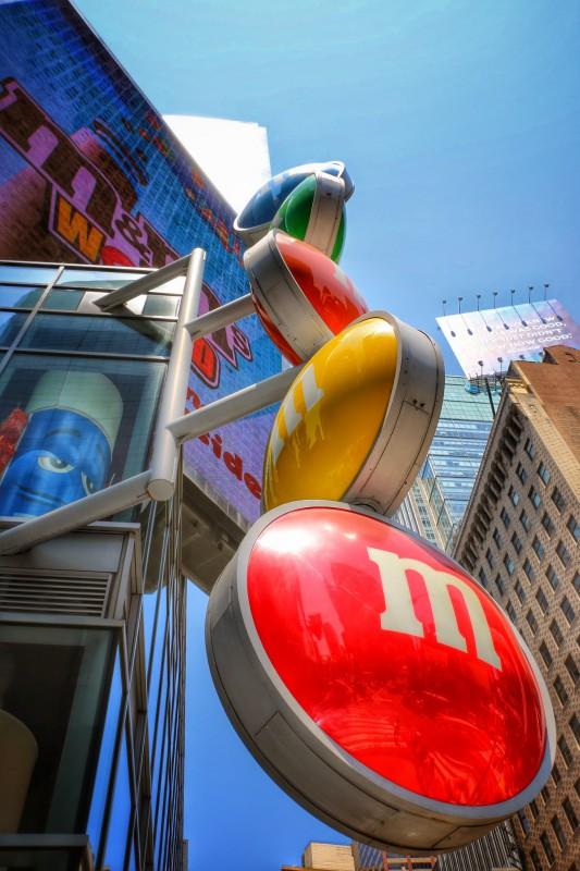 MM store New York City