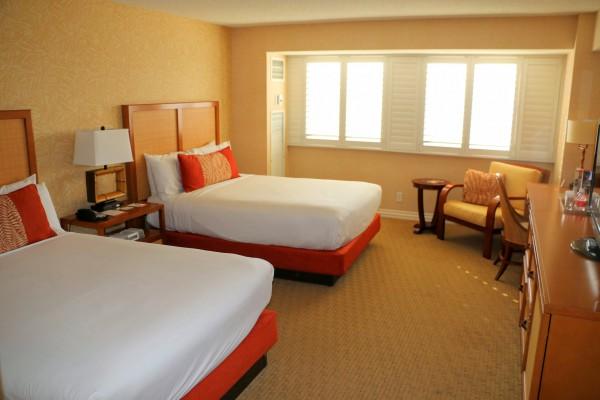 Hotel Tropicana kamer