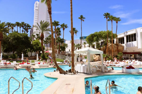 Hotels met zwembad in Las Vegas