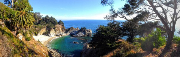 Julia Pfeiffer Burns State Park McWay Falls