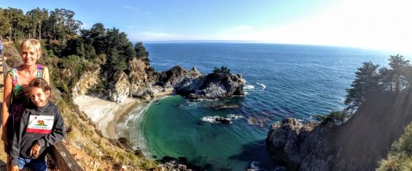 McWay Falls Californie reisverslag