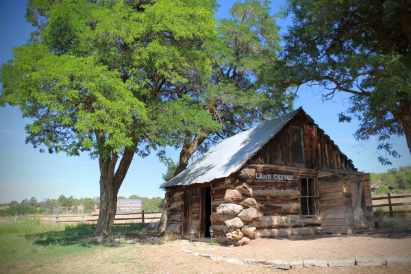 Zion Mountain Ranch Land Office
