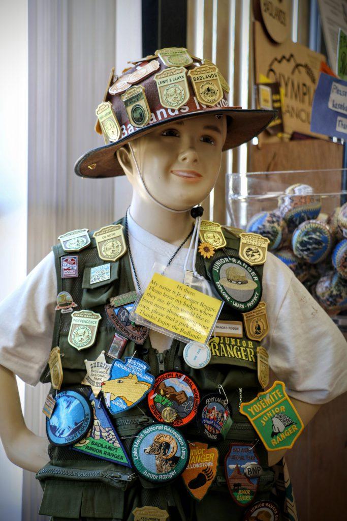 Junior Ranger Nationale Parken