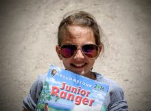 Junior Ranger Yellowstone
