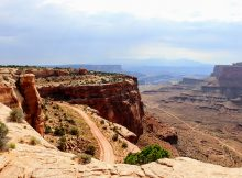 Canyonlands - Shafer Canyon Road