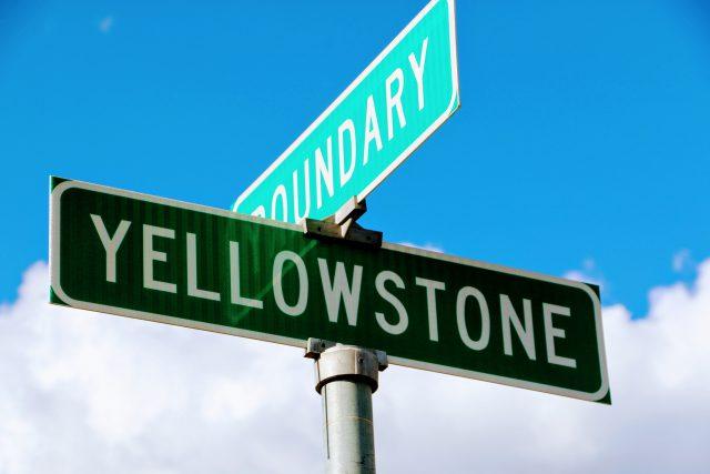 Yellowstone West Entrance Montana