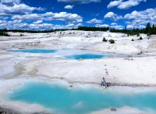 Hoeveel dagen in Yellowstone
