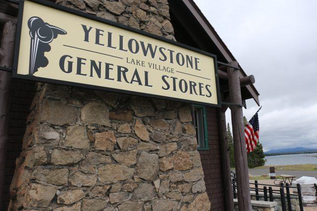 General Store Yellowstone