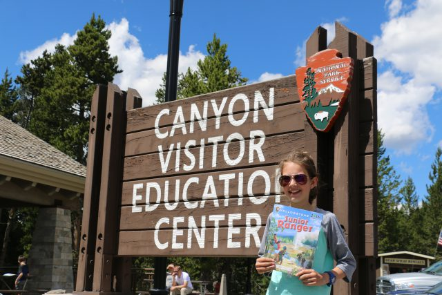 Yellowstone Canyon Visitor Center
