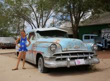 Route 66 oldtimer