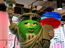 M&M store New York